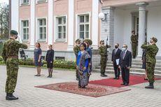 Dubes RI di Finlandia Serahkan Surat Kepercayaan kepada Presiden Estonia