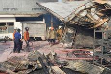 Fakta Kebakaran Pabrik Lilin di Semarang, Terdengar Suara Ledakan hingga 7 Kendaraan Hangus