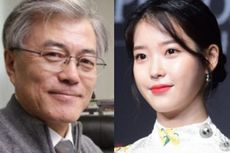 Presiden Korea Selatan Moon Jae In Puji Kedermawanan IU