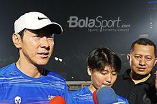 Shin Tae-yong Masih Belum Tahu Kapan TC Timnas Indonesia Dimulai