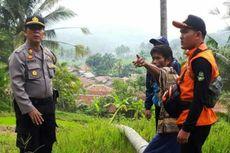 Fakta Pergerakan Tanah di Cianjur, Retakan Terus Bertambah dengan Kedalaman Capai 2,5 Meter