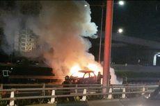 Mobil Terbakar di Tol Dalam Kota, Kenali Ciri-ciri dan Penyebabnya