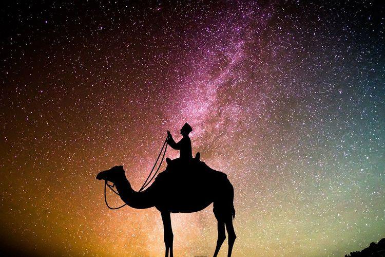 Ilustrasi puasa Ramadhan