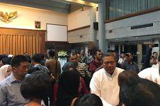 Salami WNI yang Melayat, SBY: Cepat Sekali Ya Ibu Ani Pergi...