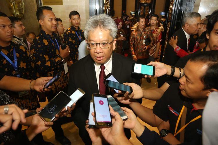 Direktur Utama Bank BJB Yuddy Renaldi.