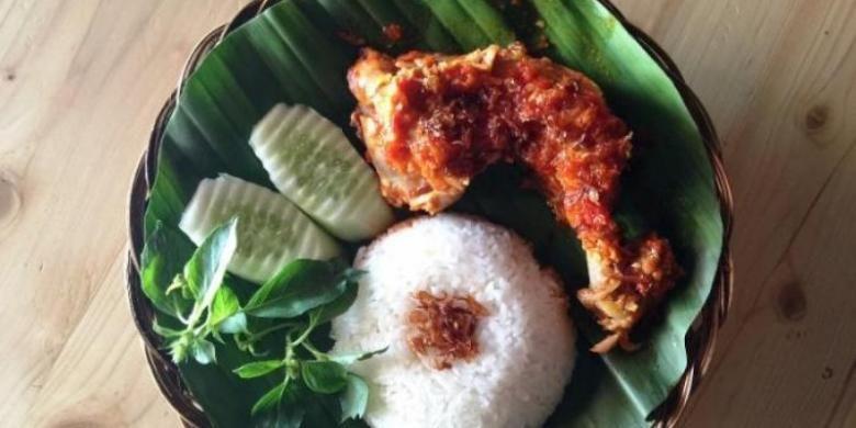 Pedas Nikmat Ayam Jotos Di Kedai Milik Tantri Kotak