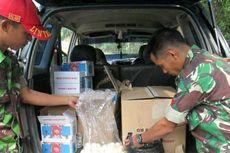 Satgas Pamtas Gagalkan Penyelundupan 1.864 Telur Penyu ke Malaysia