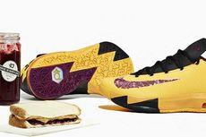 Sepatu yang Terinsiprasi dari Selai Kacang dan Jeli