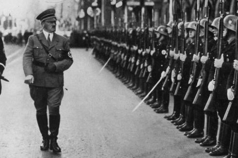 7 Senjata Andalan Nazi pada Perang Dunia II...