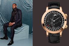 Yuk, Intip Koleksi Jam Tangan Mewah Milik Pebasket LeBron James