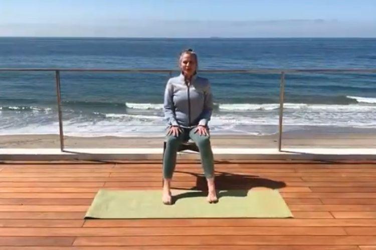 Tutorial yoga dari Viking TV