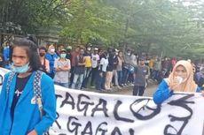 Demo Tolak PPKM Darurat, Mahasiswa: Kami Menuntut Presiden Jokowi Mundur dari Jabatan