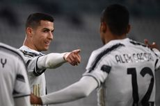 Atalanta Vs Juventus - Ronaldo Absen, Bianconeri Dihantui Catatan Buruk