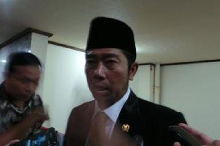 Wakil Ketua DPRD DKI Abraham