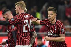 Hasil Coppa Italia, AC Milan Bisa Tersenyum Tanpa Ibra
