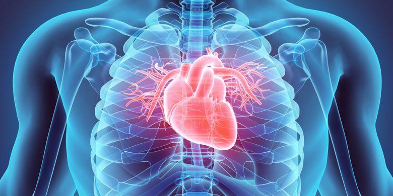 Sering Dianggap Sama, Ini Kaitan Serangan Jantung