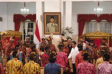 Didampingi Kepala BIN, Jokowi Bertemu Tokoh Papua di Istana