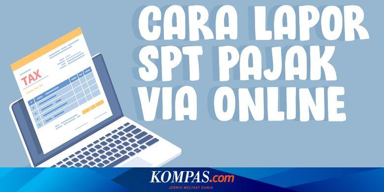 Cara Mendapatkan Efin Untuk Lapor Spt Online