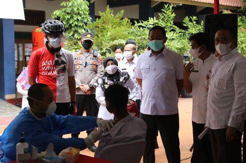 Pelajar SMP dan SMA di Kota Semarang Mulai Divaksin Covid-19