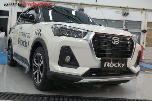 Daihatsu Rocky ADS, Dapat Aksesori Eksterior dan Subwoofer Aktif