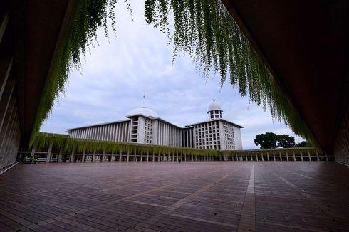Begini Wajah Baru dan Keindahan Arsitektur Masjid Istiqlal