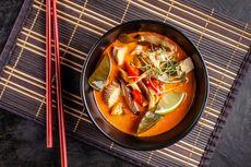 Resep Tom Yam Ayam Gurih, Sup Thailand Teman Makan Nasi