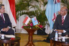 Presiden SBY Bertemu Presiden Republik Fiji