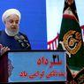 Presiden Iran Gembira Melihat Donald Trump Lengser