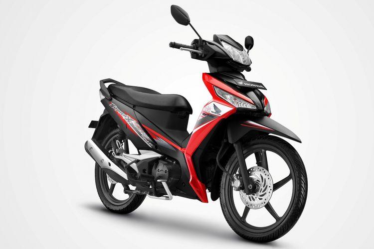 Corak baru Honda Supra X 125 FI