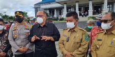 Wakil Ketua Komisi II Janji Akan Selesaikan Konflik Tanah Warga Desa Mariah Jambi dengan PTPN IV