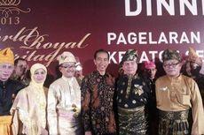 Jokowi-Basuki Akan Kenakan Baju Raja di Festival Kerajaan Sedunia