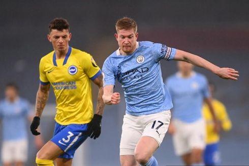 Saat Persaingan di Liga Inggris Memanas, Man City Kehilangan Juru Assist