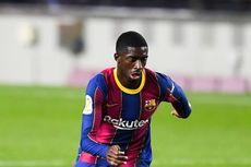 Ketika Ousmane Dembele Jadi Lionel Messi Selama Sehari