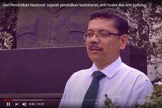 Pada Hardiknas 2018, Dekan FK UI: Indonesia Menuju Pendidikan Daring