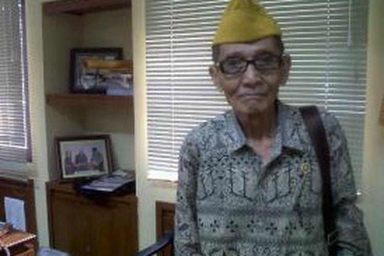 Daslan (81), veteran pejuang