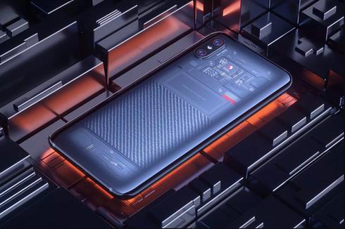 Inikah Wujud Xiaomi Mi Note 4 Versi Transparan?