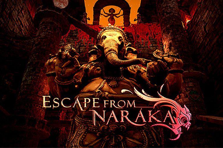 Ilustrasi game Escape from Naraka.
