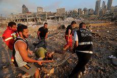 Saat Penduduk Lebanon Bersatu Bersihkan Jalanan Pasca-ledakan...