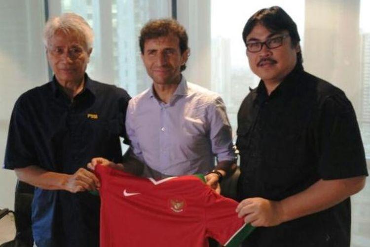 Pelatih asal Spanyol, Luis Milla, resmi membesut timnas Indonesia.