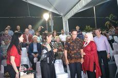 Anies dan Menteri Susi Nonton Konser Musik Klasik di Monas