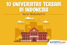 10 Universitas Terbaik di Indonesia 2020 Versi Webometrics