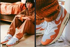 Akhirnya Dirilis, Sneaker Nike Air Max 1 x Patta