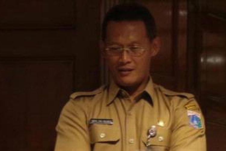 Kepala Dinas Pendidikan DKI Jakarta Taufik Yudi Mulyanto