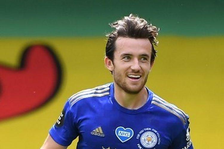 Bek kiri Leicester City, Ben Chilwell.