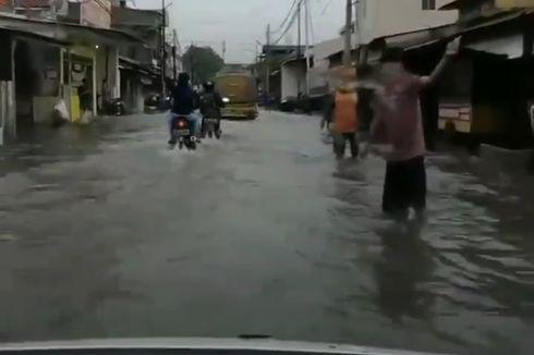 Sejumlah Wilayah di Jakarta Barat Dilanda Banjir Hari Ini