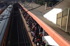 Layani Commuter Line 12 Gerbong, 21 Stasiun Akan Alami Renovasi Peron