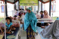 Gempa Aceh, Rumah Sakit di Pidie Dipenuhi Korban