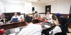 BP3S Kementerian Sosial Jajaki Kerja Sama dengan World Bank Indonesia