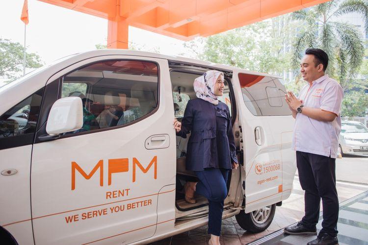 Perusahaan penyedia jasa sewa kendaraan PT Mitra Pinasthika Mustika Rent (MPMRent)