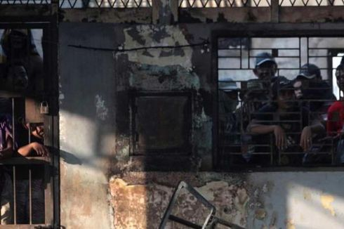 Patrialis: Napi di Lapas Indonesia seperti Ikan Teri